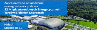 We invite you to Energetab 2019